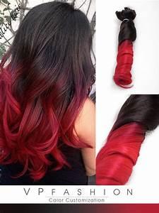 Ombré Hair Rouge : ombr hair rouge ye84 jornalagora ~ Melissatoandfro.com Idées de Décoration
