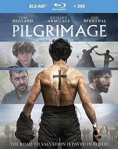 Tom Holland Leads a Pilgrimage in Historical Drama's Blu ...