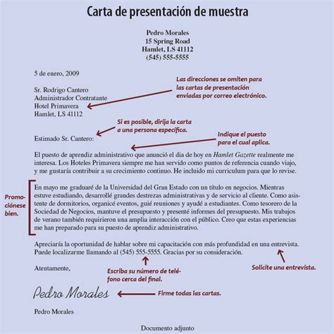 Como Pasar Tus Presentaciones De Templates A Formato Avi by Curr 237 Culum Solicitudes Y Cartas De Presentaci 243 N