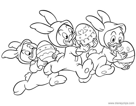 Minnie Mouse And Daisy Duck Coloring Eskayalitim