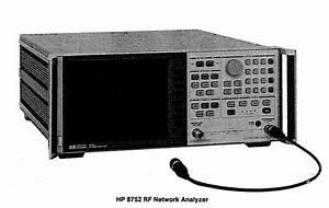 User Manual - Hewlett Packard 8752a