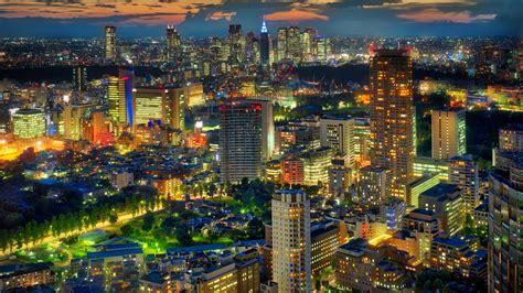 osaka kyoto birds eye view tokyo full hd hdtv