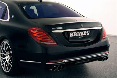 Brabus Drops New Pics Of Mercedes-maybach Rocket 900