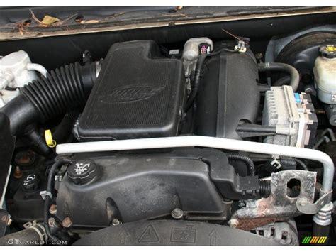 2005 Chevrolet Trailblazer Ls 4x4 4.2 Liter Dohc 24-valve