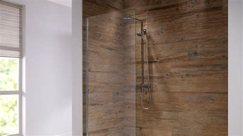 shower panels  diy guide  fitting  choosing
