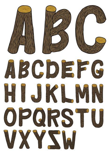 vector psd alphabet icons
