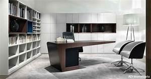Meuble Bureau Design : tour d 39 horizon des 30 plus beaux bureaux dans le monde ~ Melissatoandfro.com Idées de Décoration