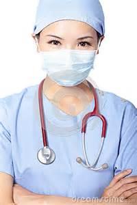 Female Surgeon Doctor