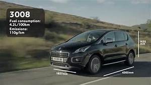 Video 3008 : the all new peugeot 3008 crossover peugeot 5008 mpv info video youtube ~ Gottalentnigeria.com Avis de Voitures