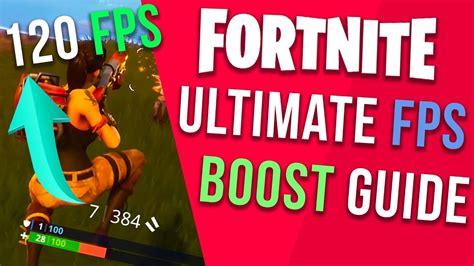 *new* Fortnite  Ultimate Fps Boost Guide 2018 Increase