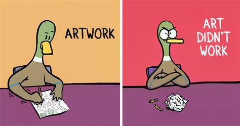 Ducks Cartoons Pictures