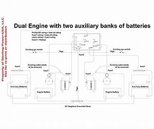 Battery Isolator Wiring Diagram Manufacturers