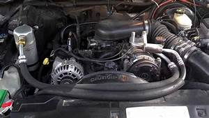 1999 Chevy Blazer 4 3 Vortec Engine Sound