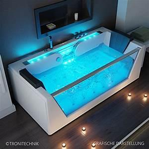 Badewanne Mit Whirlpool Für 2 Personen : whirlpool badewanne sauna luxus ~ Bigdaddyawards.com Haus und Dekorationen