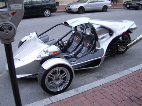 Three Wheeled Motorcycles