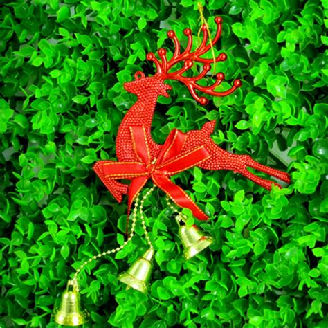 hot the most popular christmas decoration of deer