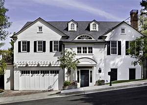 Fancy Garage Doors Exterior Traditional With Colonial