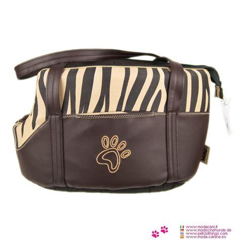 tasche für kleine hunde zebra tasche f 252 r chihuahua und kleine hunde