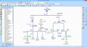 Intelligent Electrical One Line Diagram