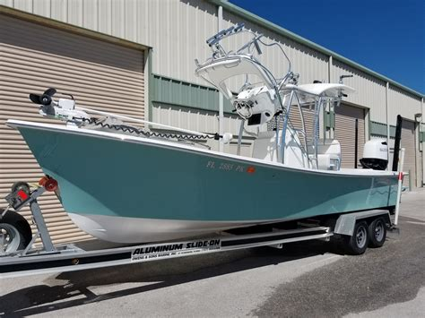 Used Everglades Boats For Sale By Owner by Used Boats For Sale Gause Built Boats