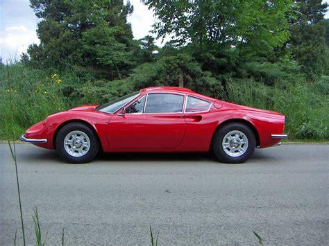 Ferrari dino 206 gt i generations Ferrari Dino 206 GT - The Ultimate Guide