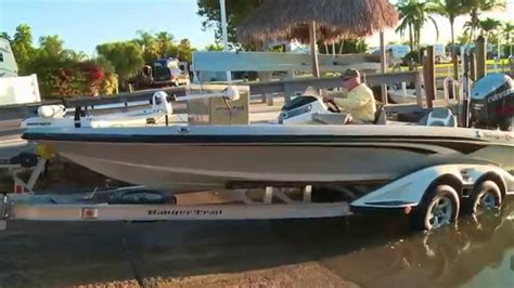 2014 Ranger Z520C Intracoastal Saltwater Fishing Boat ...
