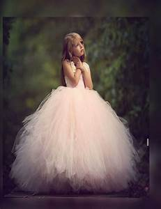 aliexpresscom buy hot selling scoop floor length tulle With robe 6 ans
