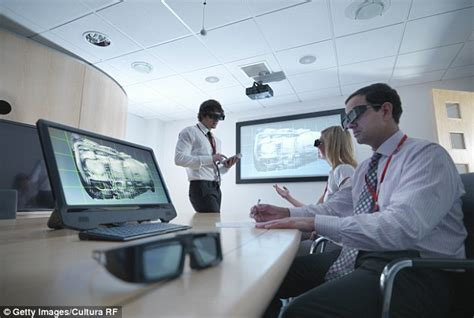 meet colleagues  virtual reality
