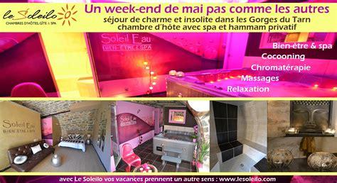 chambres d hotes lozere charme vacances ou week end de mai séjour bien être dans un