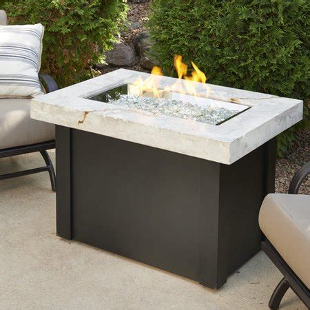 outdoor greatroom company providence metal gas fire