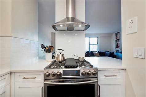 4 Venting Options For Your Nyc Kitchen Remodel  Myhome