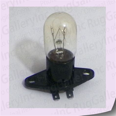 bulb for microwave oven replacement parts 125v 20w l
