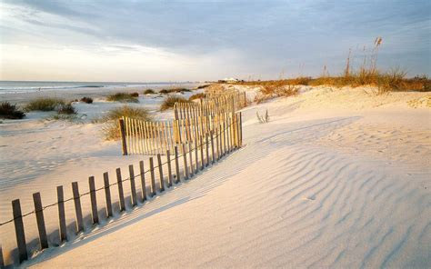 7 Great South Carolina Beach Destinations