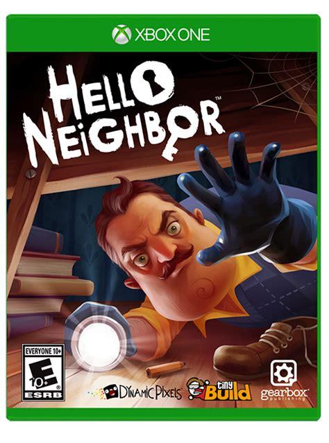 hello neighbor ebgames ca