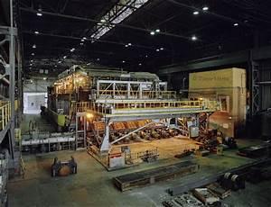 Stahlwerk Th U00fcringen  Pushing Furnace
