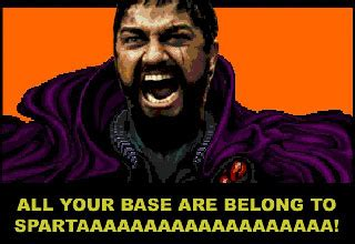 All Your Base Are Belong To Us Meme - all your memes are belong to us milinism