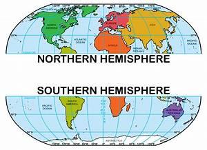 Northwestern Hemisphere Map Clip Art – Cliparts