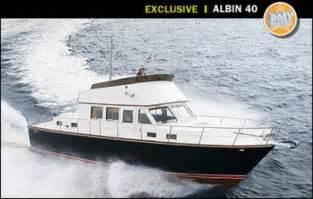 albin  north sea cutter power motoryacht