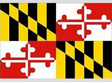 Flag of Maryland Maryland Flag