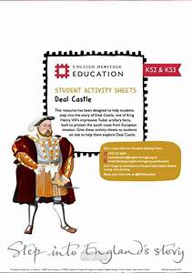 Deal Castle Student Activity Worksheets  U0026 Education Pack