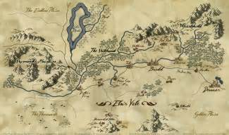 Red Hand of Doom Elsir Vale Map