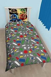 Standard Bettwäsche Größe : lego ninjago bettw sche 2 tlg 80x80 135x200 cm 100 baumwolle deutsche standard gr e ~ Orissabook.com Haus und Dekorationen