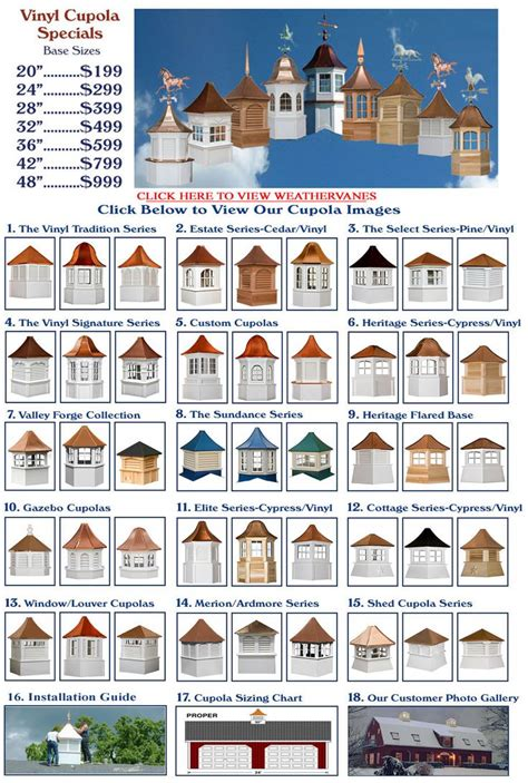 cupola plans  woodworking projects plans