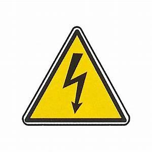 Etiquette Cable Electrique : etiquette pr sence de tension lectrique ~ Premium-room.com Idées de Décoration