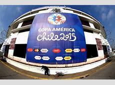 Chile y Ecuador juegan el partido inaugural de la Copa