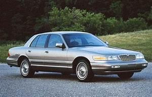 1996 Mercury Grand Marquis Review