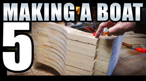 How Not To Build A Boat by How To Build A Small Wooden Boat 5 Not Using Marine