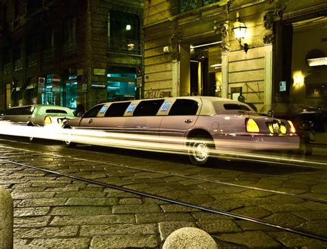 Big Limousine Car by The Limousine The Morning News