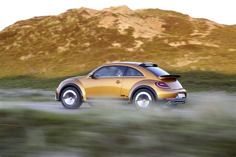 volkswagen beetle concept volkswagen beetle dune concept approved for production in