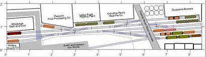 Federal Layout Plans Track Railroad Train 2ft